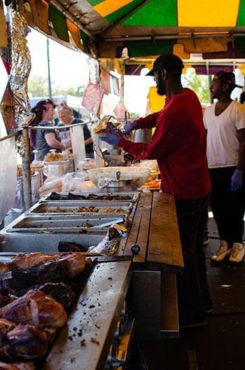 kid-friendly Events in NC Lexington BBQ Festival Image