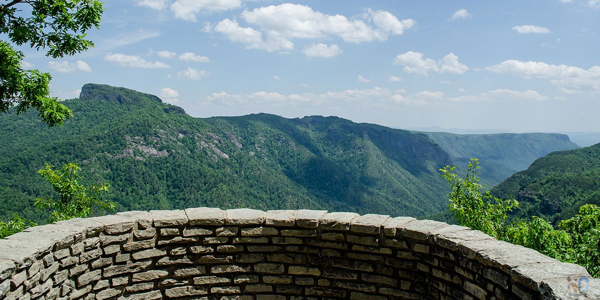 Wisemans View NC Linville Gorge Wilderness Travel Guide Featured Image