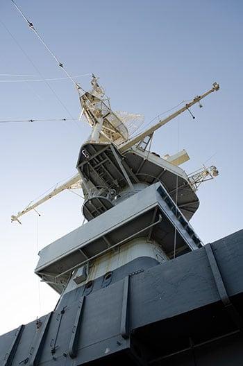 Battleship North Carolina Exterior Image