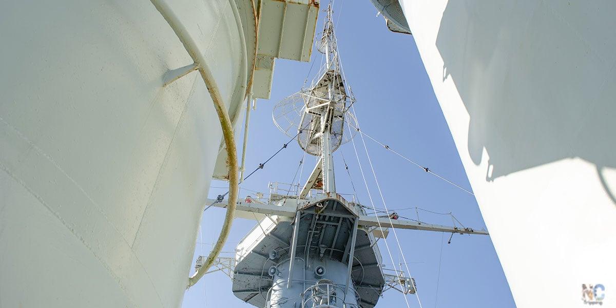 Battleship North Carolina Wilmington NC Travel Guide Featured Image