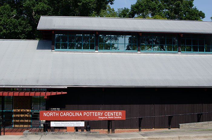 North Carolina Road Trips Pottery Road Image