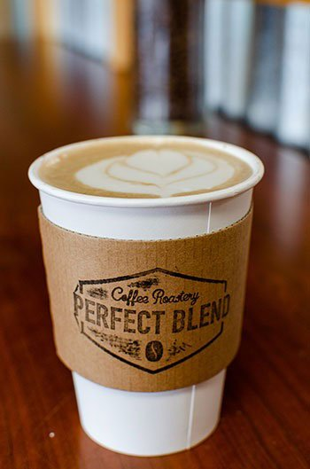 Perfect Blend lexington nc coffee image