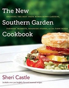 Popular Cookbooks from North Carolina Sheri Castle Image via Indiebound