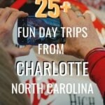 CLT Day Trips PINTEREST PIN 1