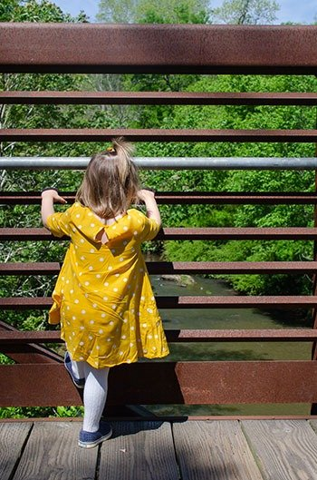 Hillsborough Riverwalk Child