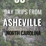 Asheville day trip PINTEREST PIN 1