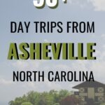 Asheville day trip PINTEREST PIN