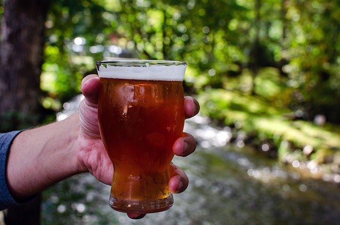 BearWaters Brewing Maggie Valley near Asheville NC