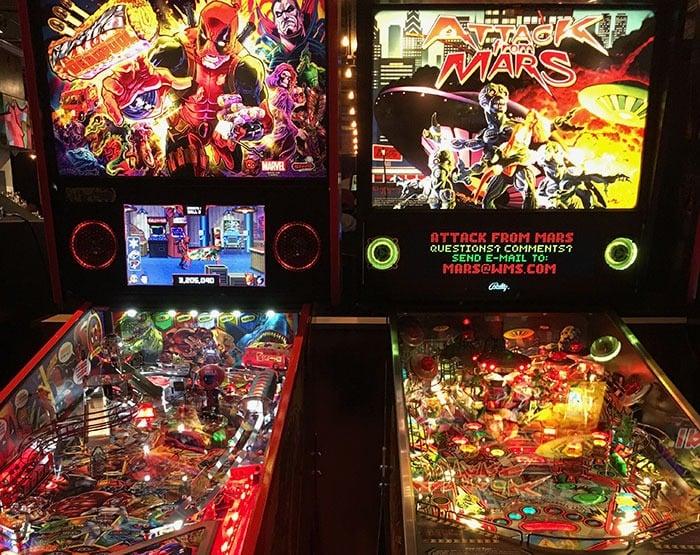 Boxcar Arcade Durham NC