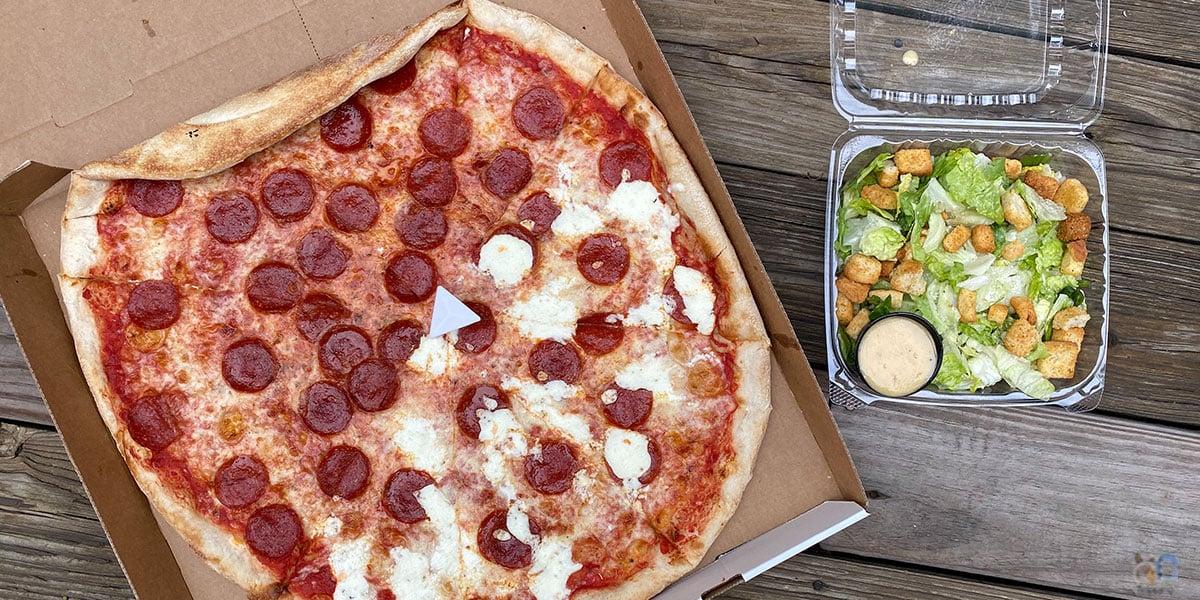 Pizza in Durham NC