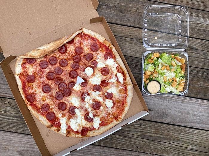 Randy Pizza Best in Durham NC