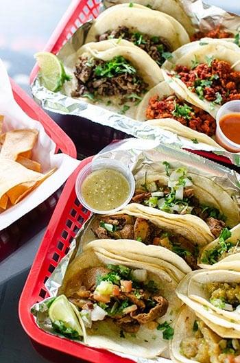 Best Tacos in Fayetteville NC