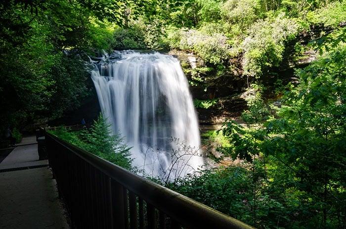 Dry Falls Highlands NC