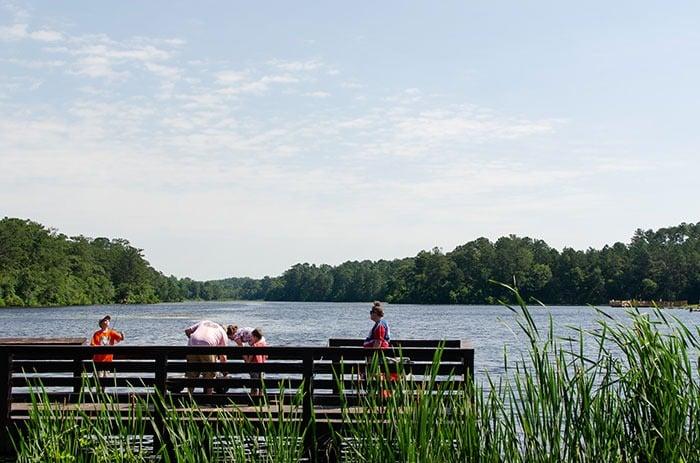 Fishing in Fayetteville NC