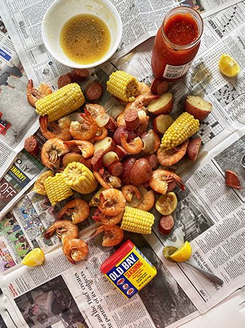 Shrimp Boil Atlantic Beach NC