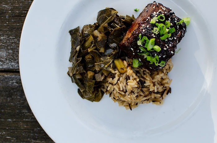 Timberlakes Chetola Resort braised short ribs