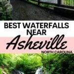 Waterfalls near Asheville0