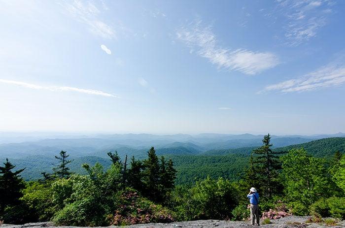 Beacon Heights Hikes Near Boone