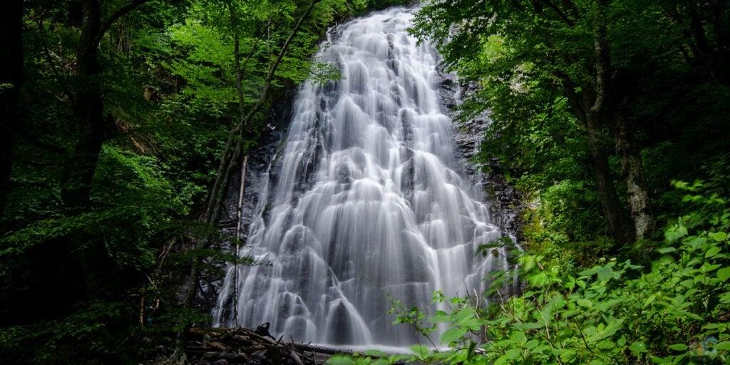 Crabtree Falls North Carolina
