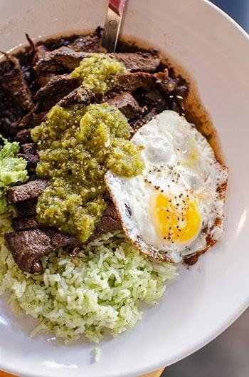 Driftwod Cantina steak Raleigh restaurant