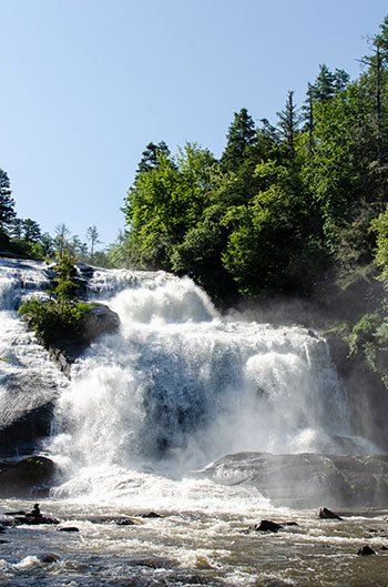 High Falls DuPont State Forest