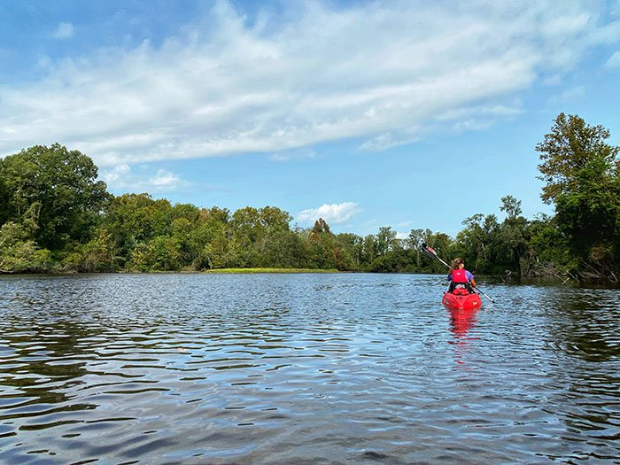 Knee Deep Adventures outdoor things to do in Greenville NC 1