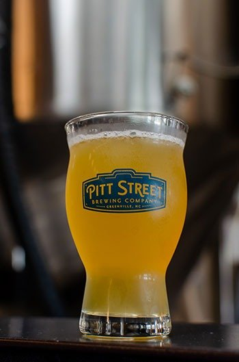 Pitt Street Brewing in Greenville NC