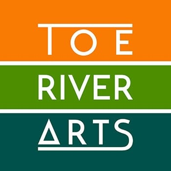 Toe River Arts Logo
