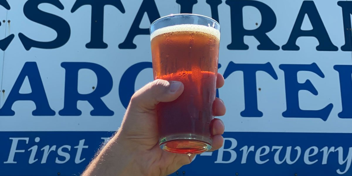 Weeping Radish Farm Brewery and Butchery in the Outer Banks is where NC Microbrew began!