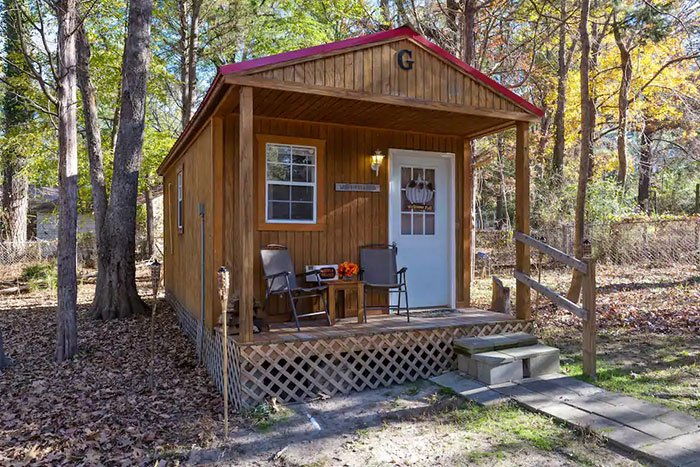 Beautiful and Cozy Tiny House Durham Airbnb