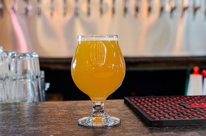 Beer at Heist Brewery Charlotte Breweries