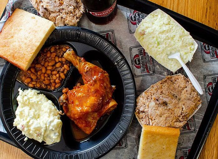 Greenville Restaurants Skylight Inn Ayden NC