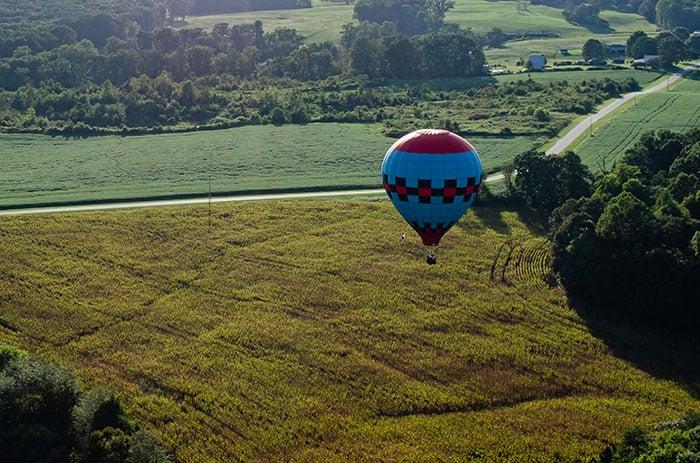 Hot Air Balloons NC