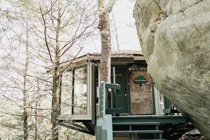 We Call This The Treehouse Boone Airbnb