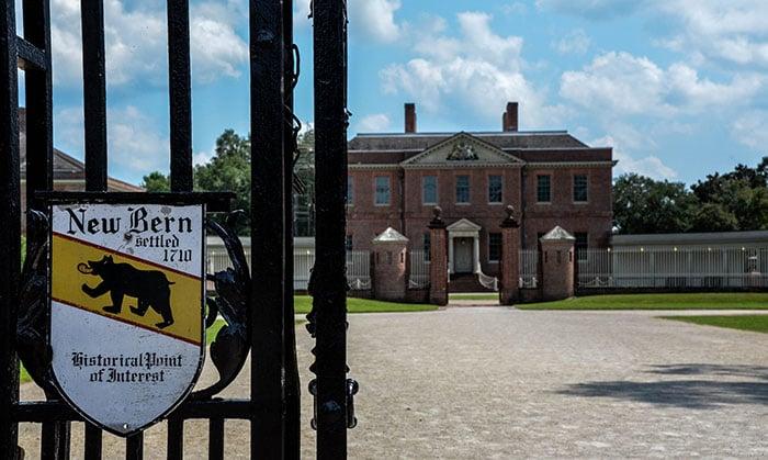 Winter Getaways in NC New Bern Tryon Palace