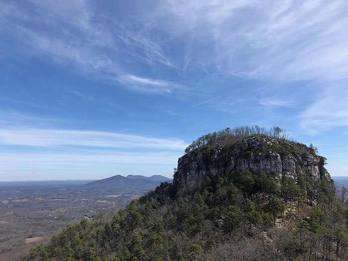 Day Trips from Boone NC Pilot Mountain