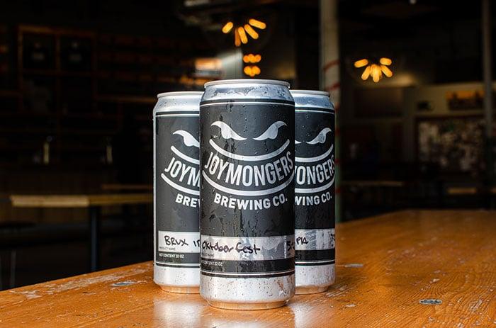 Joymongers Winston Salem Breweries