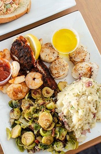 Michaels Seafood Wilmington Restaurants