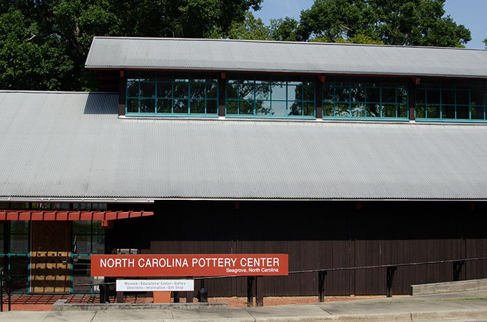 NC Pottery Center Seagrove Pottery