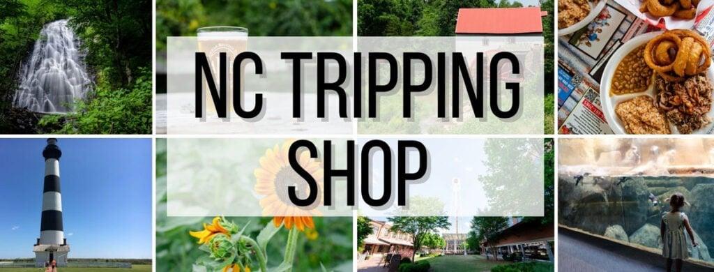 NC Tripping Travel Gear Shop
