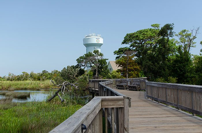Outer Banks Facts Duck Boardwalk