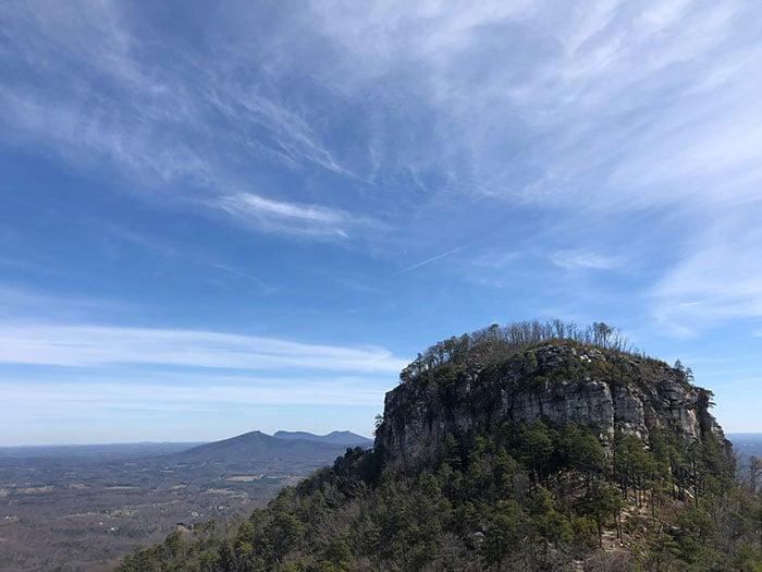 Pilot Mountain Outdoor Attractions in Winston Salem