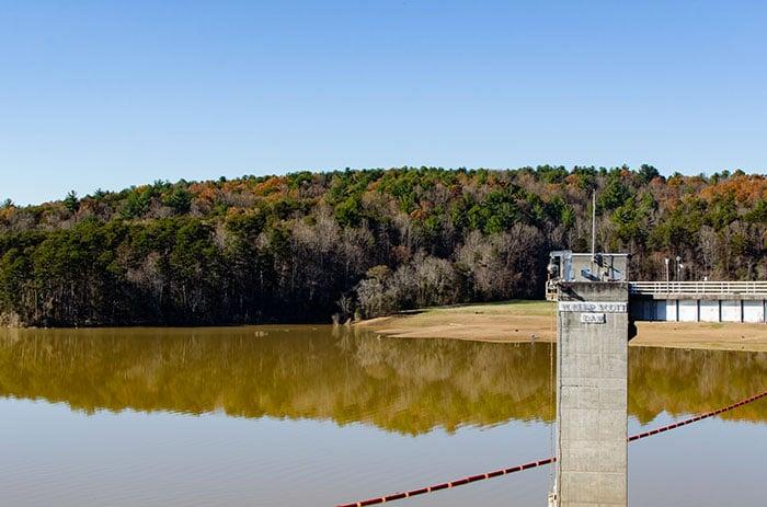 W. Kerr Dam things to do in Wilkesboro NC