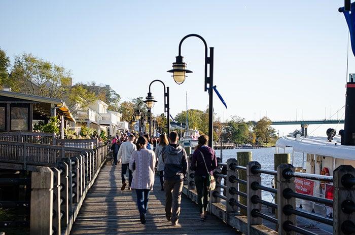 Wilmington Riverwalk things to do in Wilmington