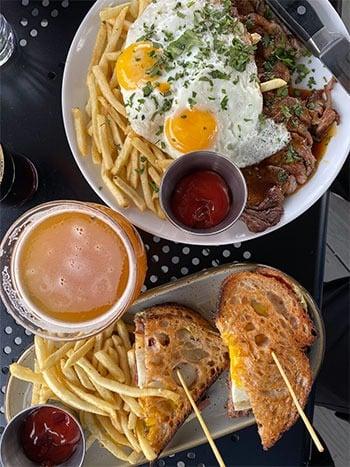 Wye Hill Raleigh restaurants