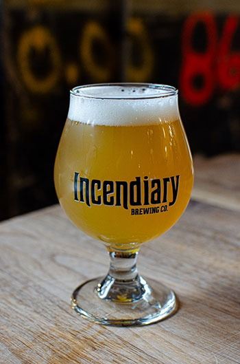 incendiary Winston Salem Breweries