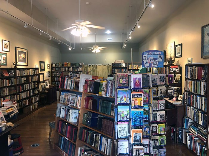 Bookstores in North Carolina City Center Gallery and Books Fayetteville