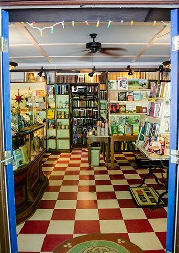 Bookstores in North Carolina Little Switzerland Books and Beans