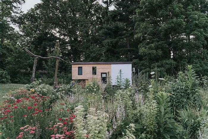 Tiny Houses in North Carolina Elegant Tiny House on Organic Farm