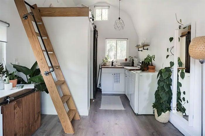 Tiny Houses in North Carolina Magical Bespoke Little Home Charlotte